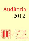 Informe auditoria i memòria econòmica 2012